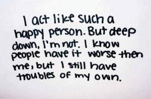 Im Happy Quotes 24929_20120707_013934_facebook ...