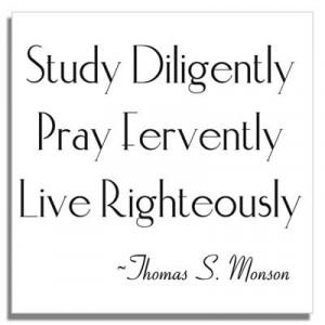Prayer Lds Quotes Prayer tile. study. study
