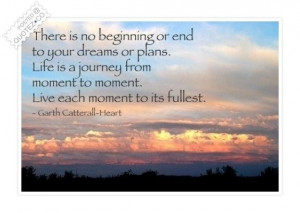 There is no beginning or end quote