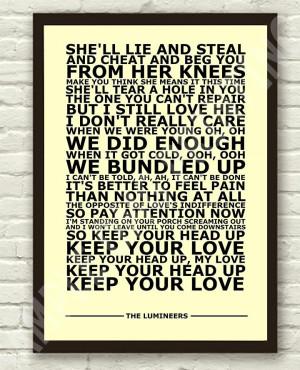Stubborn Quotes Love Stubborn Love Typography