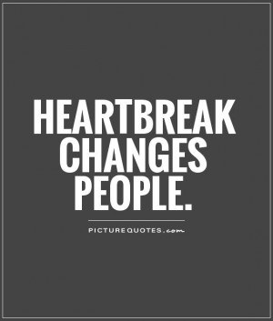 quotes about heartbreak and pain