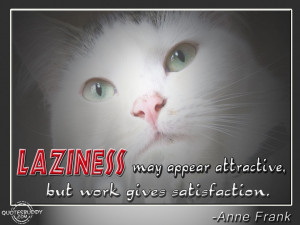 Funny Quotes About Laziness