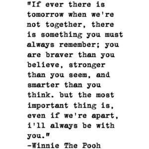 winnie the pooh sayings about love | Winnie the Pooh Quotes ...