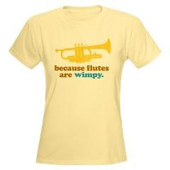 sayings | Band Trumpet Quote Women's Light T-Shirt > Funny Trumpet ...