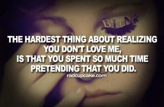 ... broken heart, quotes, sayings, hardest, thing, love | Inspirational