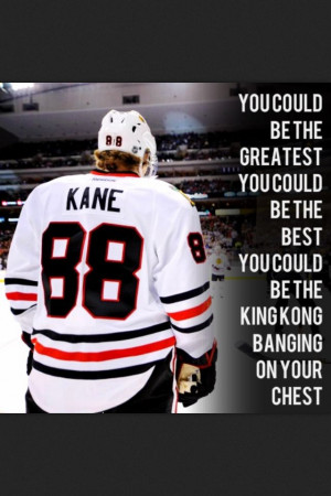 Patrick Kane. Lyrics from the song Hall of Fame