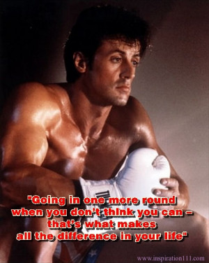 Rocky Movie Quotes Inspirational quotes-fbc words