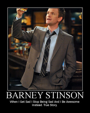 Cheers to the Legen-wait for it-dary Barney!(Credit goes to Matt ...