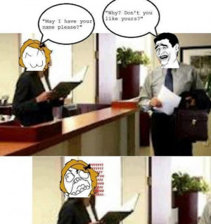 Receptionist Trolled
