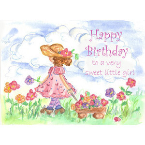 Little Girl Birthday Quotes. QuotesGram
