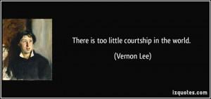 More Vernon Lee Quotes