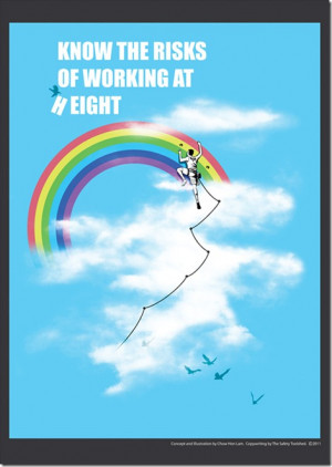 Safety Posters–Working at Height