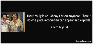 johnny carson quotes we re more effective than birth control pills ...