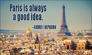 French Quotes About Paris