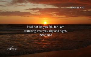 Psalm 121:3