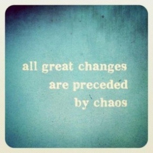 Change is good in Quotes & other things