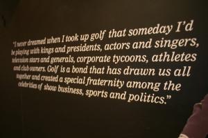 St. Augustine ~ World Golf Hall of Fame