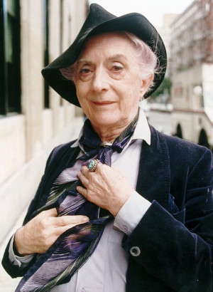 Quentin Crisp refused to clean his home, famously remarking that ...