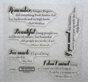 Close-to-My-Heart-B1421-SCRAPBOOK-STATEMENTS-WOMEN-quotes-inspiration ...