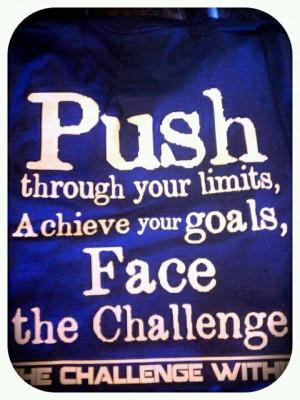 push quotes - pushing quotes - quote