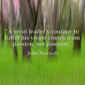 john maxwell leadership