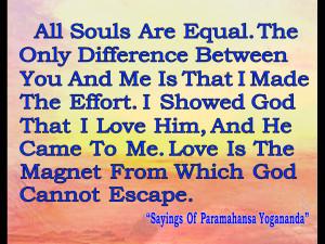 WALL084 Sayings of Paramahansa Yogananda wallpaper