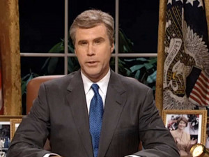 Will Ferrell Thinks His SNL Portrayal Of George W Bush Influenced