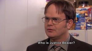 the office television subtitles dwight schrute season 7 Jim Halpert