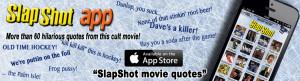 SlapShot movie quotes application.