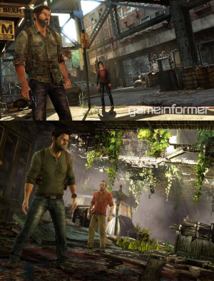 The Last of Us - In Game Screen Shots