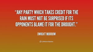 Dwight Morrow Quotes