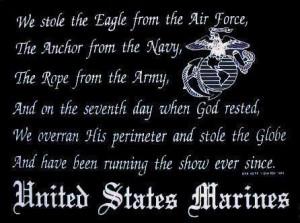 United States Marines- The Eagle Globe and Anchor