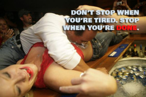 16 Inspirational Quotes That Take On New Meaning Over Drunk People ...
