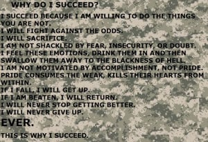 ... dedication, it's a simple process to think #military. For this reason