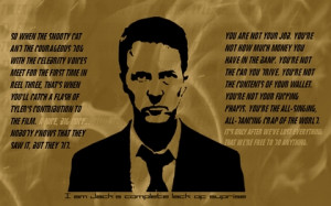 quotes fight club edward norton 1280x800 wallpaper Actors Edward ...