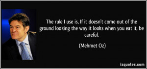 More Mehmet Oz Quotes