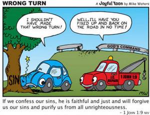 Christian Cartoon Collection - 1