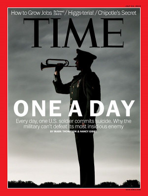 Every day, one U.S. soldier commits suicide. Why military can't defeat ...