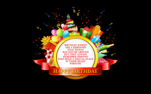 best quotes for birthday wishes vector wallpaper Wallpaper with ...