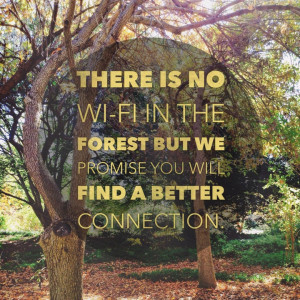 Connection To Nature Is True Power!