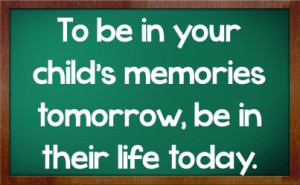 Funny Dead Beat Father Quotes | To be in your child's memories ...