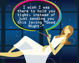 ... good night wishes romantic ways to text goodnight passion and text