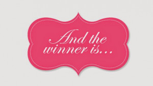 Tiffanee Z. is the winner of the Jamberry Giveaway ~
