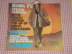 Carradine as kwai chang caine, from the hottest deals fu content ...