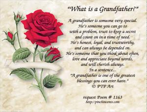 Grandfather Quote