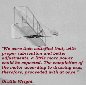 Wright brothers famous quotes 3