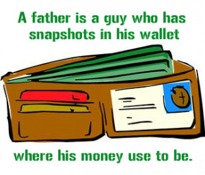 Funny Father's Day Quotes – Say Happy Father's Day with a Laugh!