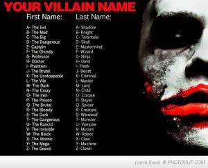 am The Unstoppable Devil! MUAHAHAHA!!! >:)