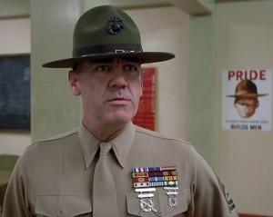 Gunnery Sergeant Hartman Quotes