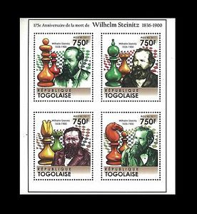 2011 Stamp TG11305A 175th Anniversary of the death of Wilhelm Steinitz